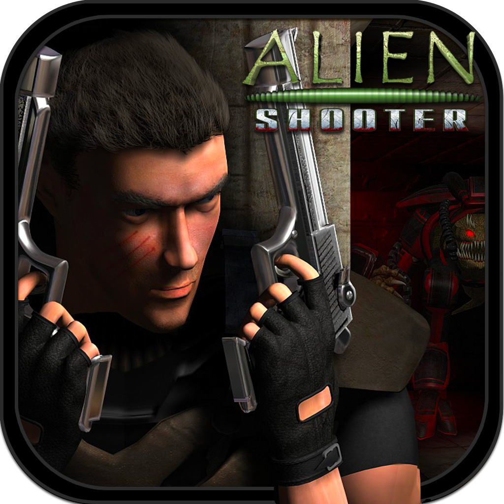 Alien Shooter - The Beginning by Sigma Team icon